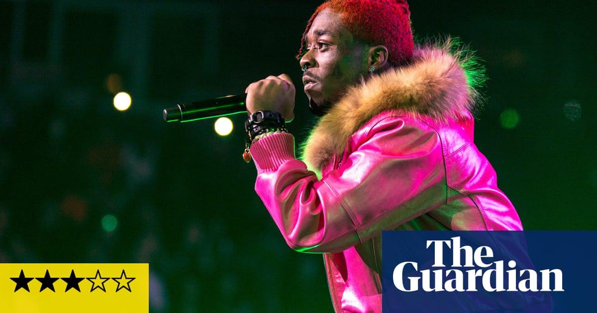 Lil Uzi Vert review – rock star rapper whips devout crowd