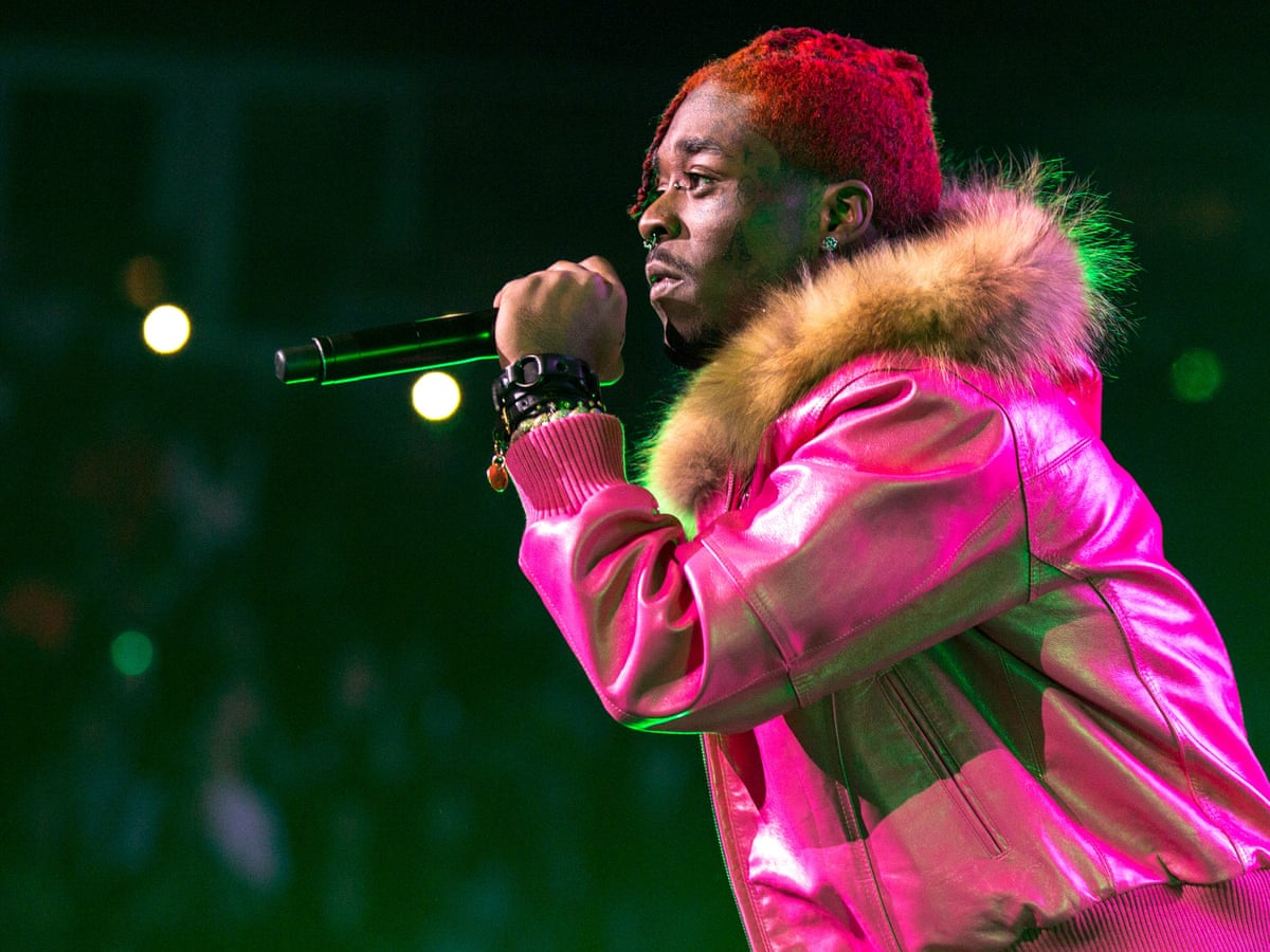 Lil Uzi Vert Review Rock Star Rapper Whips Devout Crowd Into A Frenzy Rap The Guardian