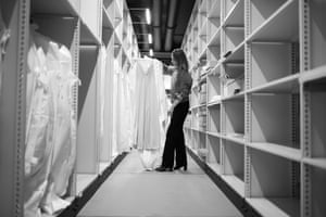 Alexa Chung in the M&S archives