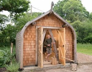 Viking Bauhutte – owned by Chris Walter