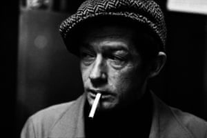 John Hurt photographed by the Observer's Jane Bown in 1977