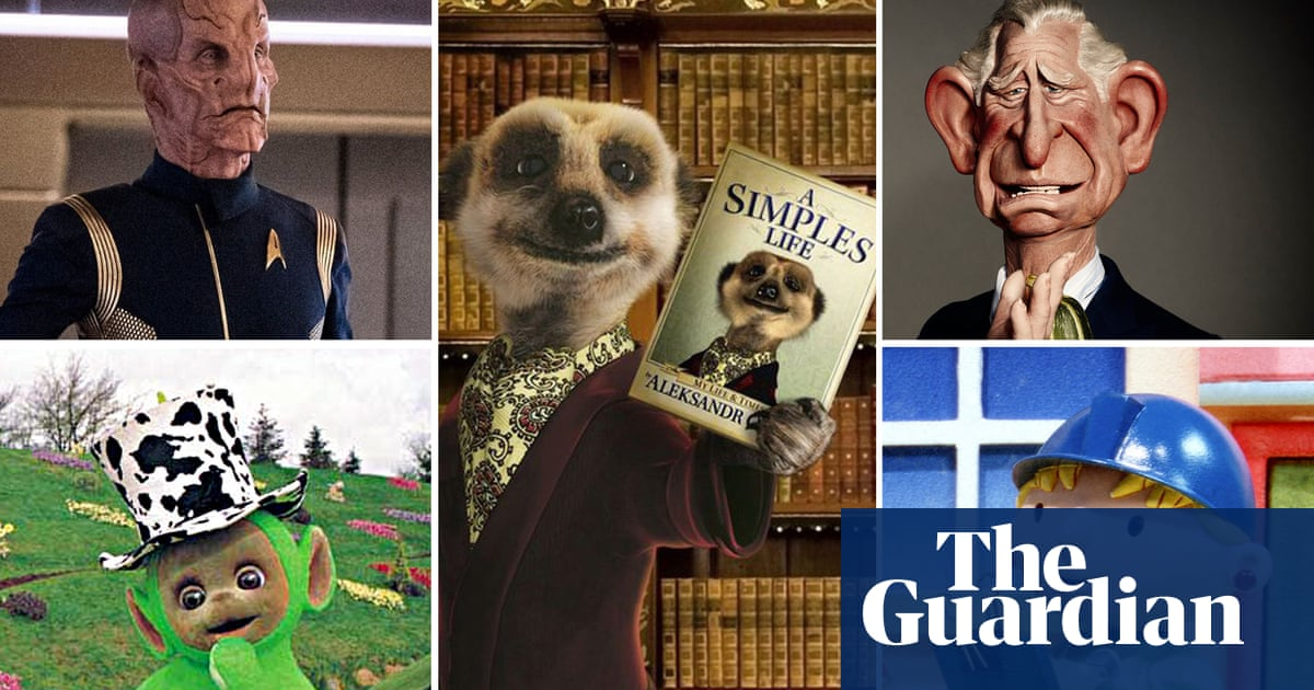 'They wanted my meerkat to sound like a Russian Alan Sugar' – meet TV's secret superstars