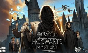 Harry Potter: Hogwarts Mystery promotional image.