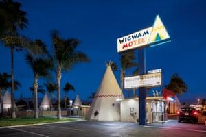 Wigwam Motel #7 2728 Foothill Blvd. San Bernardino, CA 92410 Frank Redford