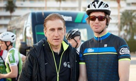 Sean Kelly and Peter Kimpton