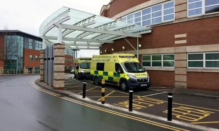 Worcestershire Royal hospital said it had a 'robust plan' to deal with an extremely busy period in its A&E department.