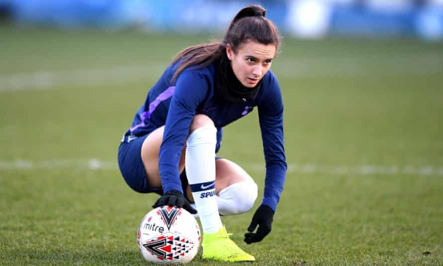 Rosella Ayane of Tottenham Hotspur
