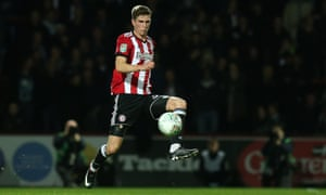 Chris Mepham was rejected by three clubs before he joined Brentford. 'I didn't really want to do it because of what had happened before,' he says.