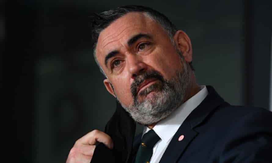 The NSW deputy premier John Barilaro is suing comedian Jordan Shanks for defamation