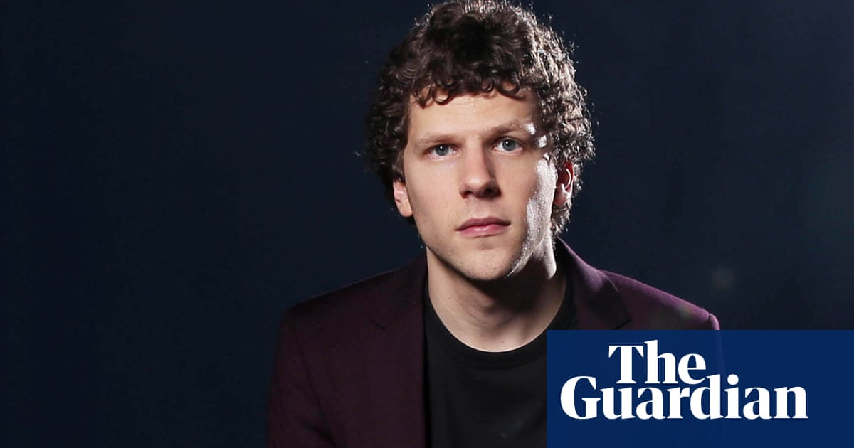 Jesse Eisenberg on Woody Allen, anxiety and fatherhood: 'Now