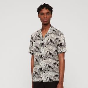 Mauna shirt, £85, All Saints.