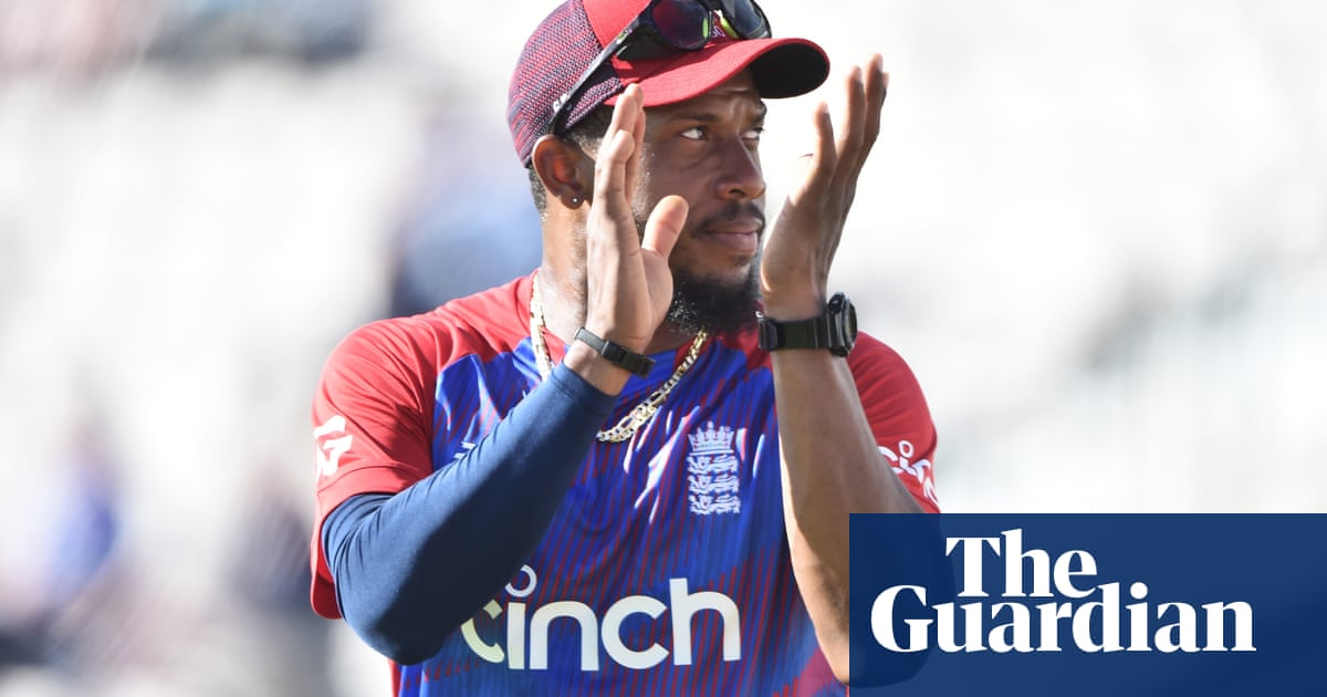 Chris Jordan: England's T20 World Cup challenge depends on bowlers