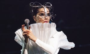 Björk: 'If we don't cut our chest open and bleed about the men and children in our lives we are cheating our audience.'