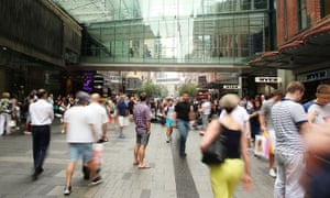 Australian GDP: national output grew 0.3% in three months to the end of September, while year-on-year growth was 2.8%.