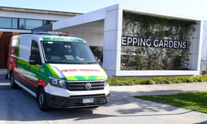 Twenty-five more cases have been linked to the Epping Gardens aged care home, taking the total to 115.