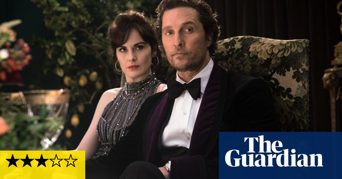 The Gentlemen review – Guy Ritchie returns to his signature style