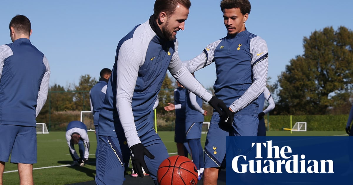 Mourinho boosted by speed of Kane recovery and common ground with Alli