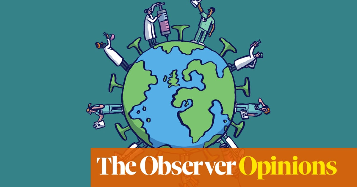 Amid our fear, we're rediscovering utopian hopes of a connected world