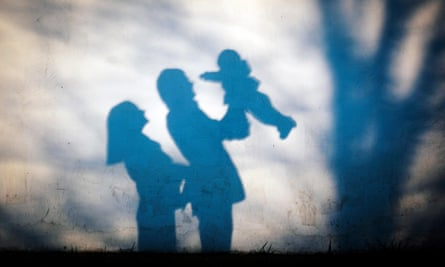 Spoiled, lonely and peculiar? Parents with their only child.