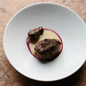 SILO-Guardian Grace Dent-Artichoke-3: fudgy, but the skin is bitter and tastes, unsurprisingly, of fire.