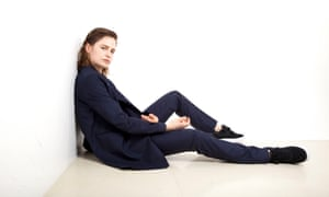 Heloise Letissier aka Christine and the Queens photographed at Observer studio