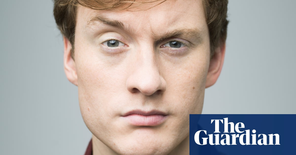 James Acaster: 'Adulthood is still a bit daunting'