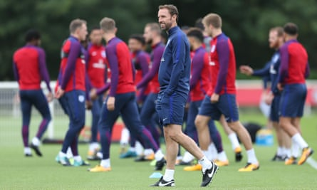 The FA is already looking at training bases and hotels with England just one win away from securing a place in the 2018 World Cup finals.