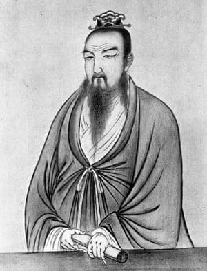 Confucius (551-479 BC).