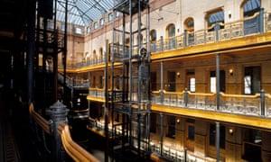 The 1893 Bradbury Building