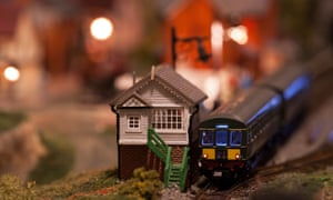 Not just for anoraks: model railways are a joyful escape