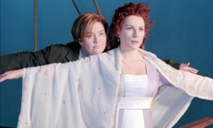 The French and Saunders Christmas Special in 1998.