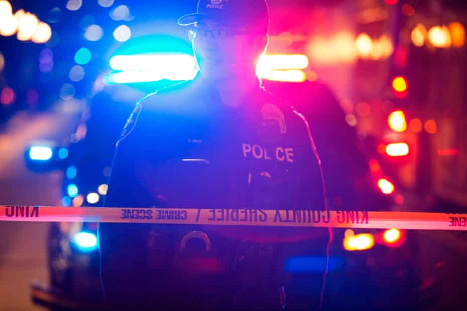 Data in July found data that compared to 2019, murder was up a combined 23% to a total of 2,219 murders in the 23 largest American cities.