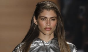 The transgender model Valentina Sampaio