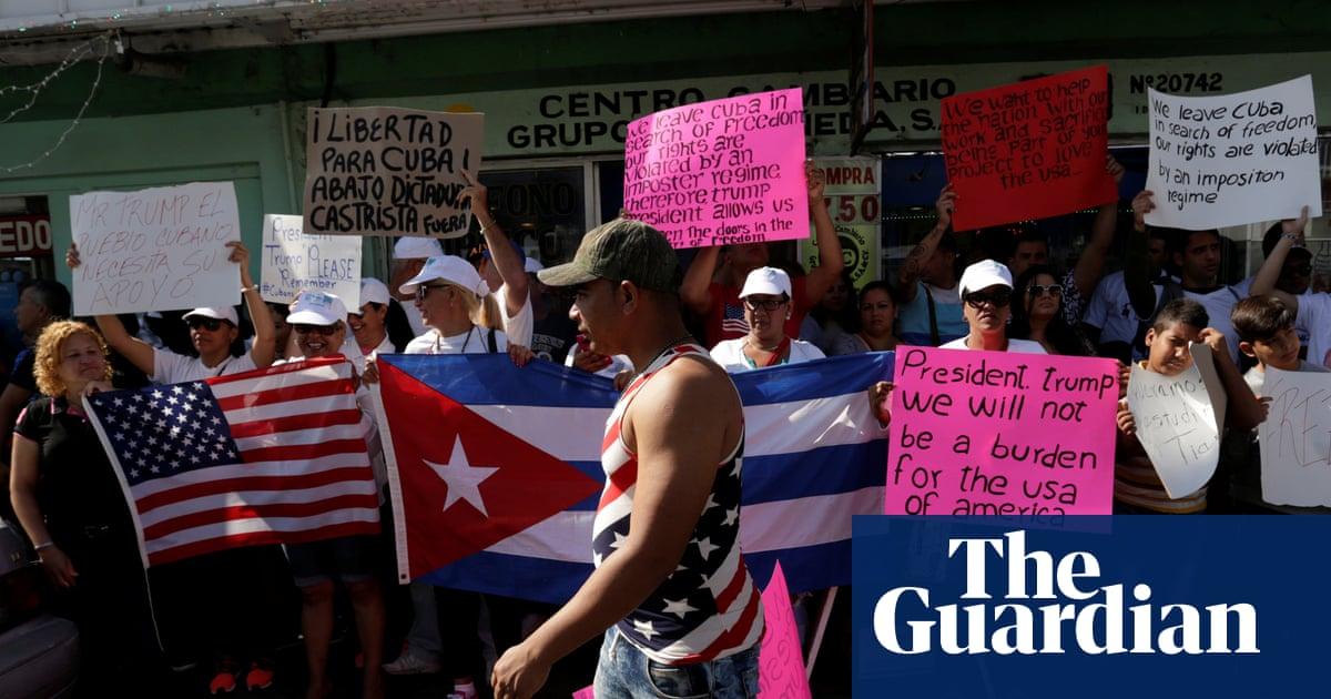 More Cubans seek asylum in Mexico amid clampdown on legal
