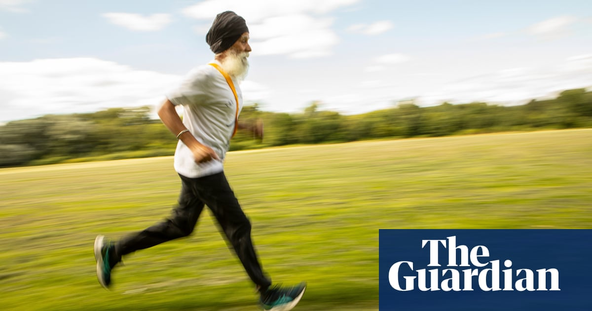 A new start after 60: 'Exercise is my lifeblood – so I decided to run my first marathon at 74'