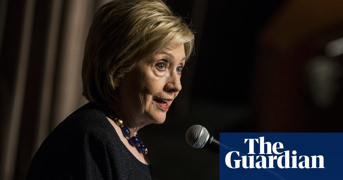 UK government delay of Russia report is shaming, says Clinton