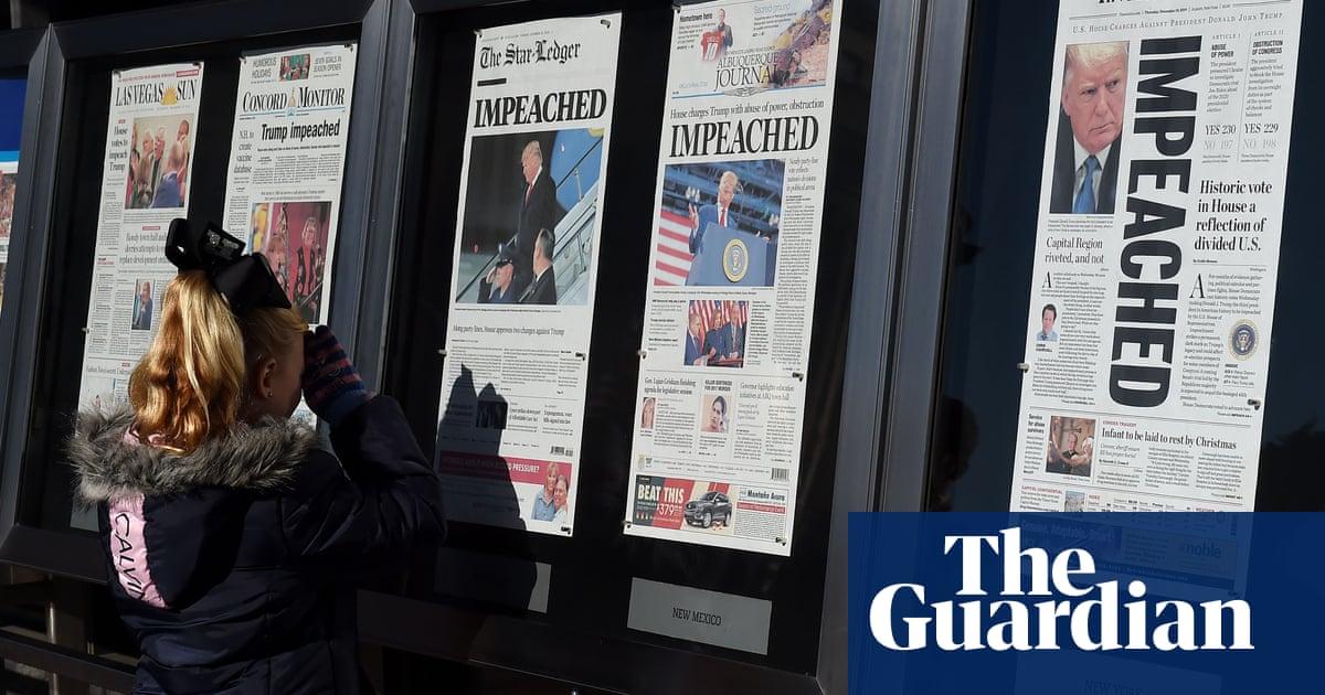 Washingtons Newseum nears final deadline amid crisis in US journalism