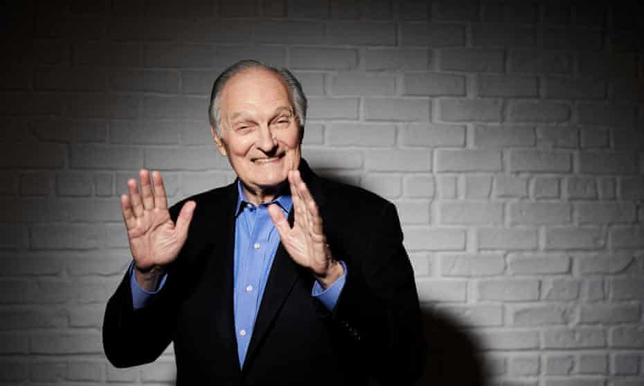 Alan Alda … 'I spend a lot of my life helping improve communication.'