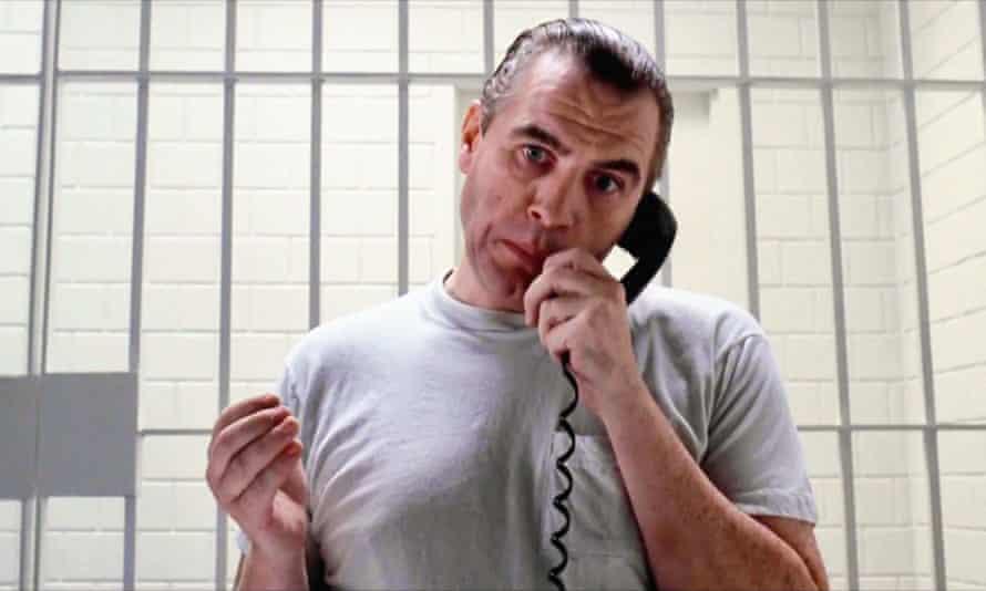 An Hannibal Lecktor in Michael Mann's Manhunter (1986).