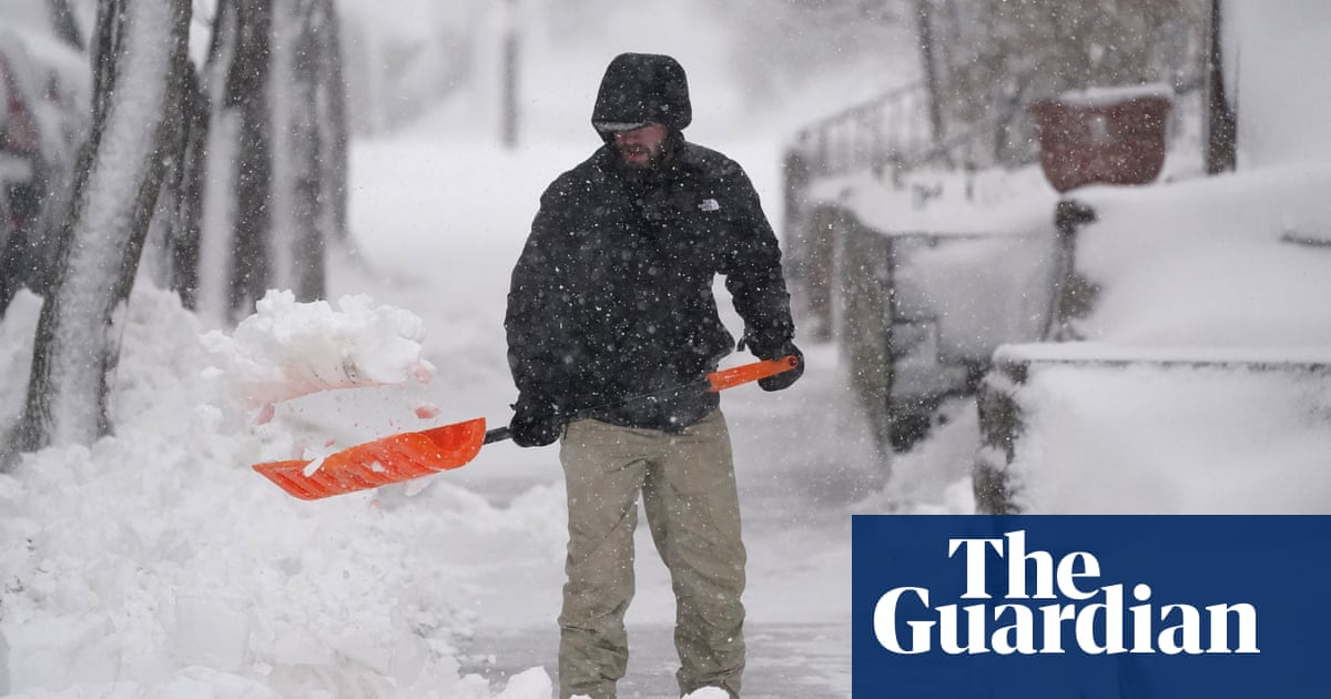 US storm slams the Rocky Mountains, leading to airport and road closures