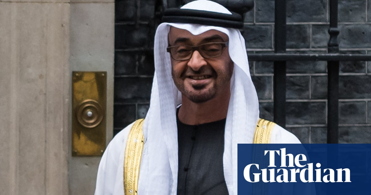 UAE offers to play role in Israel-Palestine peace talks