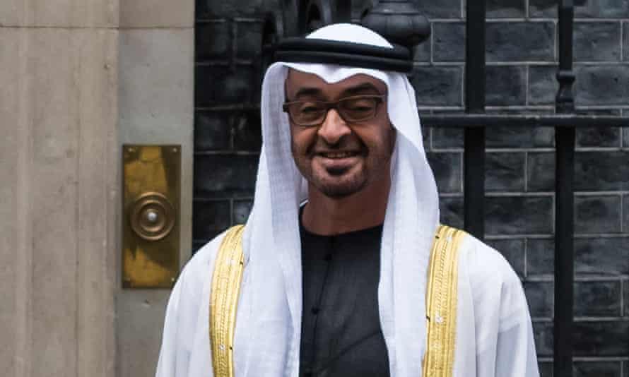 Putra Mahkota Sheikh Mohammed bin Zayed
