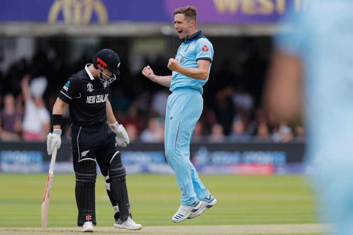 England beat New Zealand in thrilling Cricket World Cup