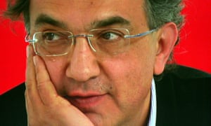 Sergio Marchionne joined Fiat in 2004 and oversaw a return to profit.