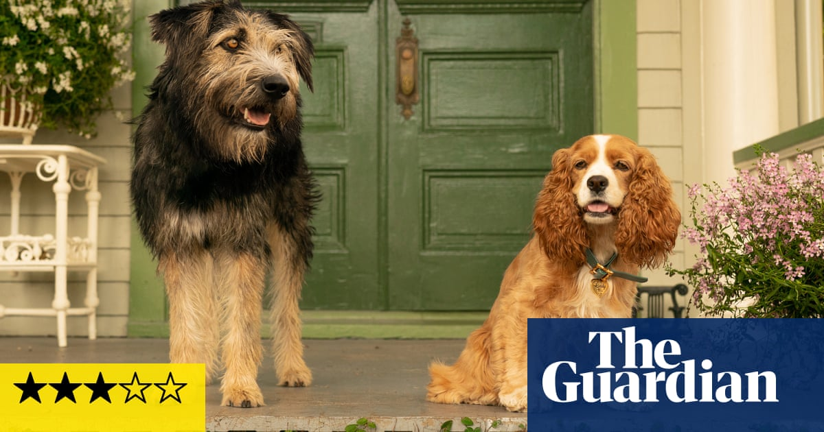 Lady and the Tramp review – Disneys lovestruck dogs come to half-life