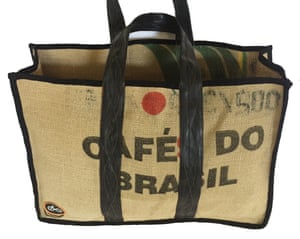 Good to go: a tough and durable shopper made entirely of upcycled material all saved from landfill