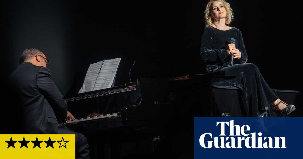 Lonely House review – noir-shaded selection of Kurt Weill's hits from exile