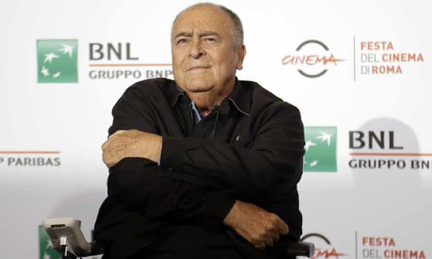 'Maria knew everything because she had read the script, where it was all described' ... Bernardo Bertolucci.