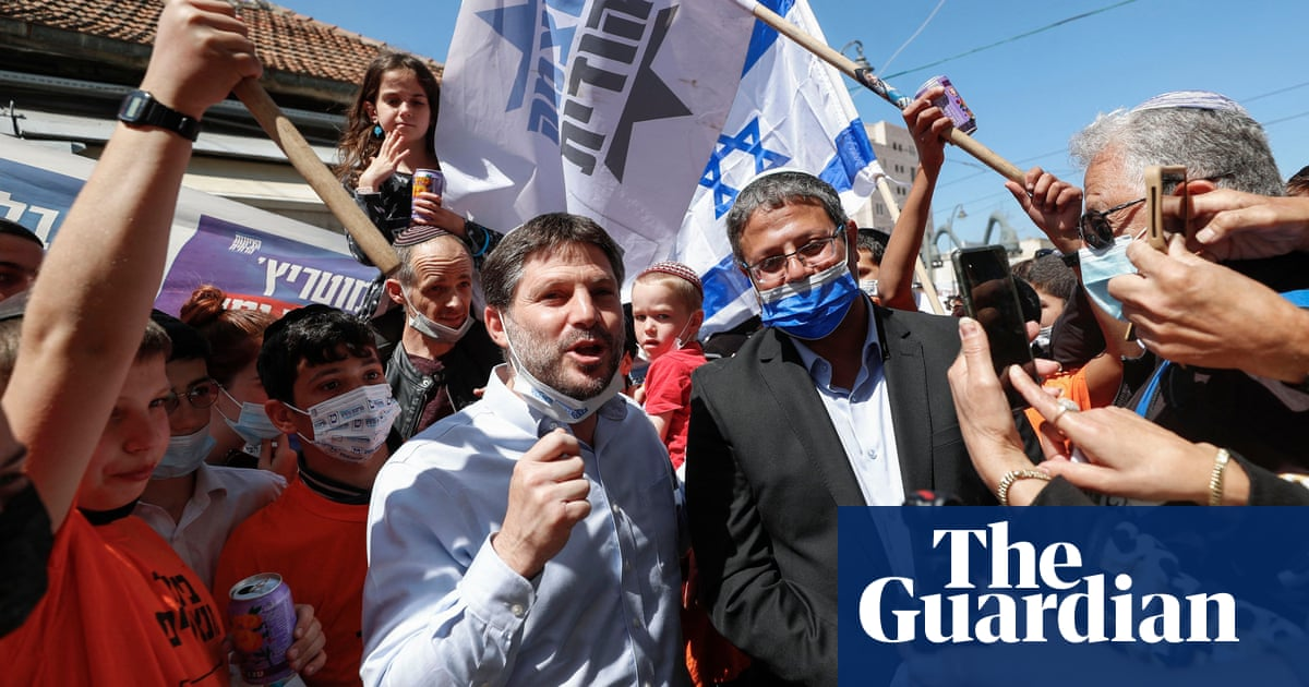 'Racist and reprehensible': Jewish Power set to enter Israel's parliament