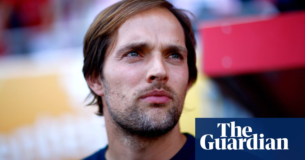 Thomas Tuchel at Mainz: 'You need A-levels for some of these exercises!'